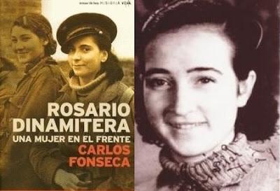 Rosario Dinamitera: Una Mujer en el Frente - Carlos Fonseca - formatos EPUB, MOBI Rositadinamita