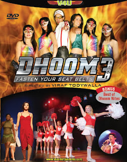 Dhoom 3 Hindi Movie DVD Rip Torrent Download