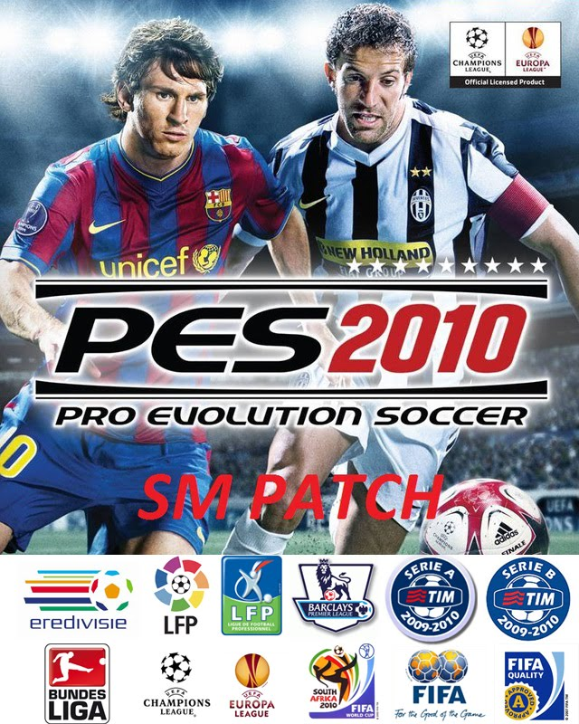 Pes 2010 Demo: SM PATCH 3.5 By Soulmirror Pes 2010 Pc