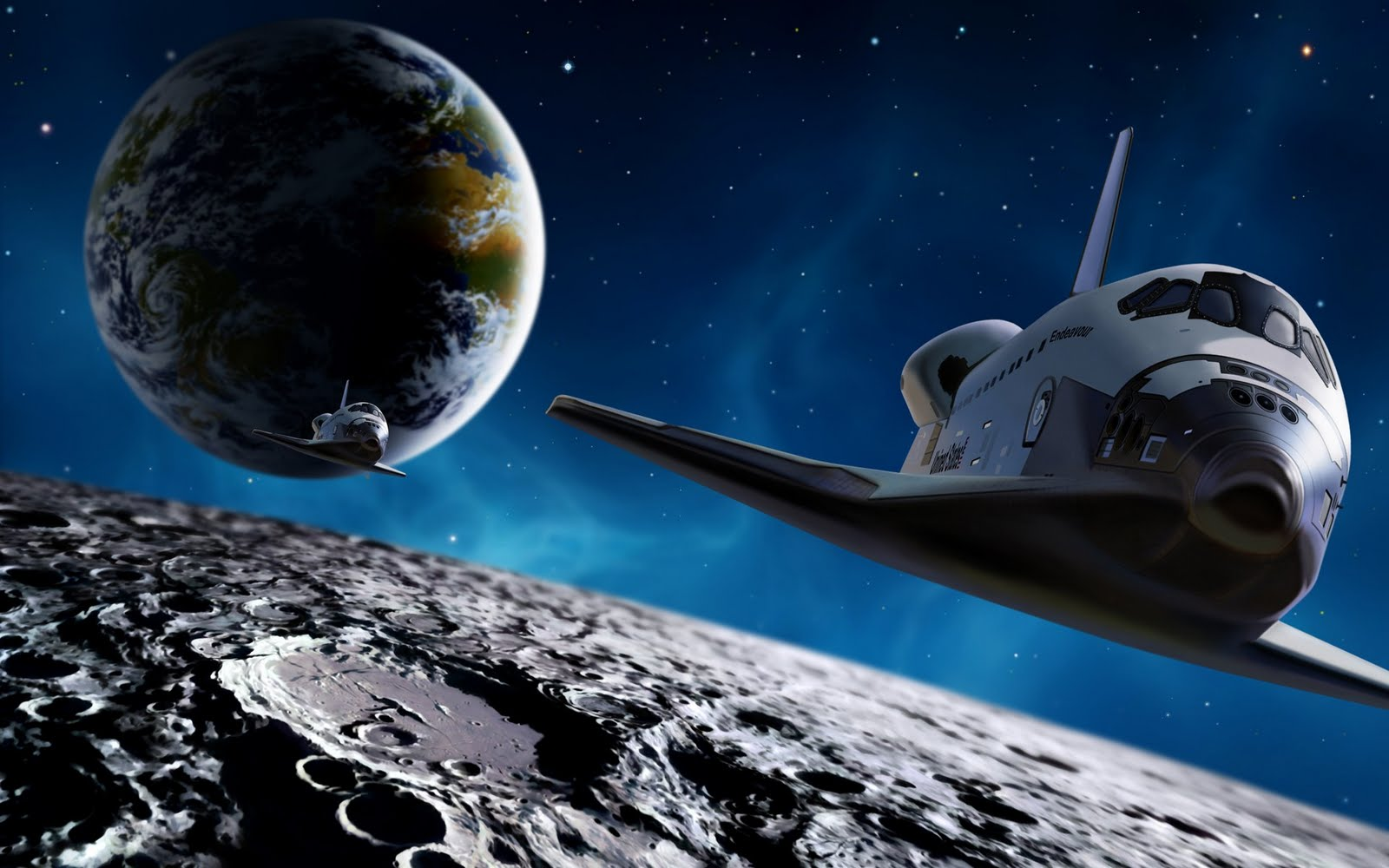Fantasia espacial
