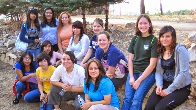 YW summer camp - BP3 girls