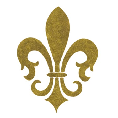 History of the second line 1682 robert cavelier de la salle planted the cross on louisiana soil and erected a plaque with the french fleur de lis he claimed the lower mississippi voltagebd Choice Image