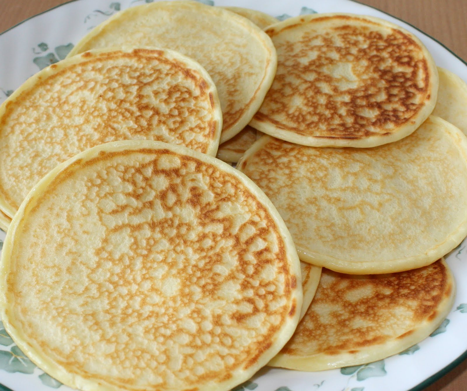 Vittles Divine: Cottage Cheese Pancakes With Orange Butter ...