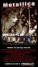 Metallica The Club Dayz 1982-1984