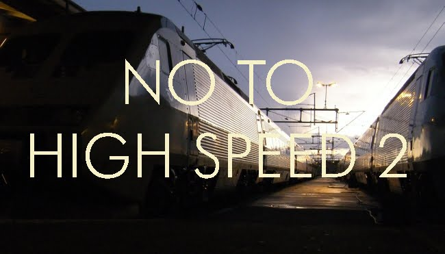 No to High Speed 2