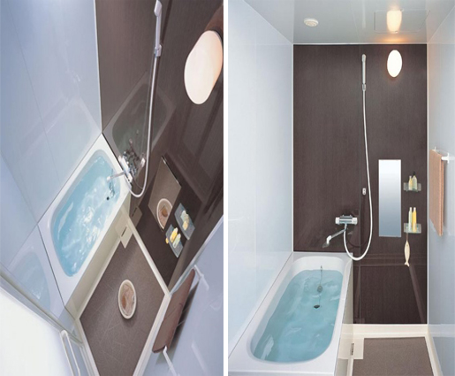 Japanese style bathroom Home and Interior design