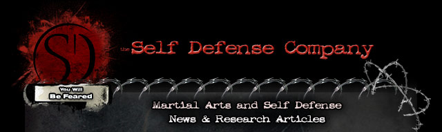 The Self Defense  Company's Combatives Blog
