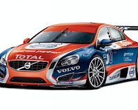 2010 volvo s60 btcs race car