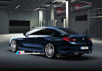 2012 BMW M6 F12