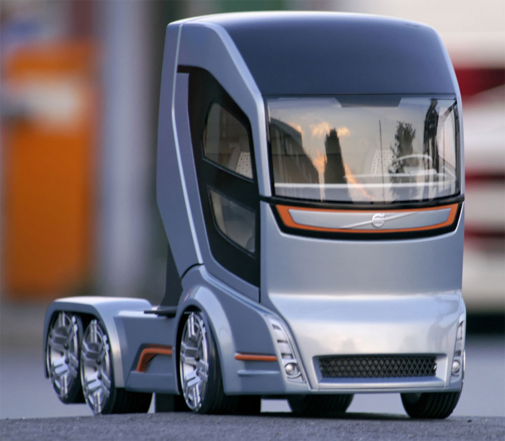 Swedish Manufacturer Volvo Trucks Recently Unveiled The Volvo Concept