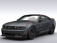 Roush Shelby SR 71 Mustang