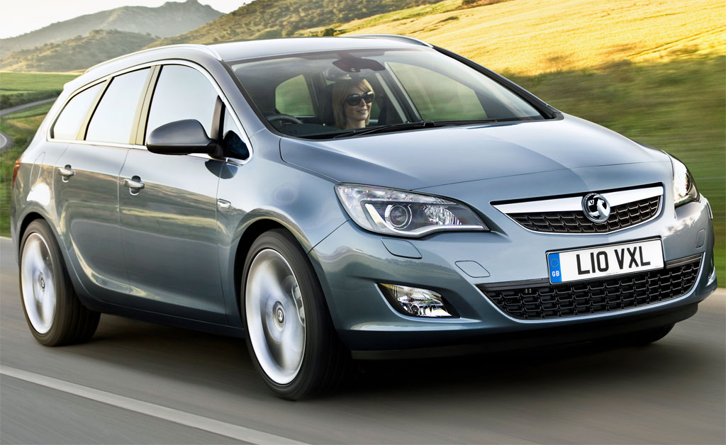 Benz Mercedez 2011 Vauxhall Astra Sports Tourer Pricing Revealed