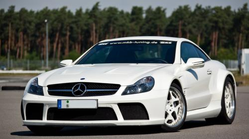 Mercedes SL 65 AMG Black Series by MKB