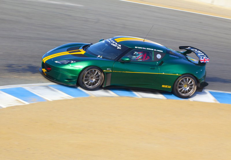Lotus Evora Cup GT4 Debuts this weekend