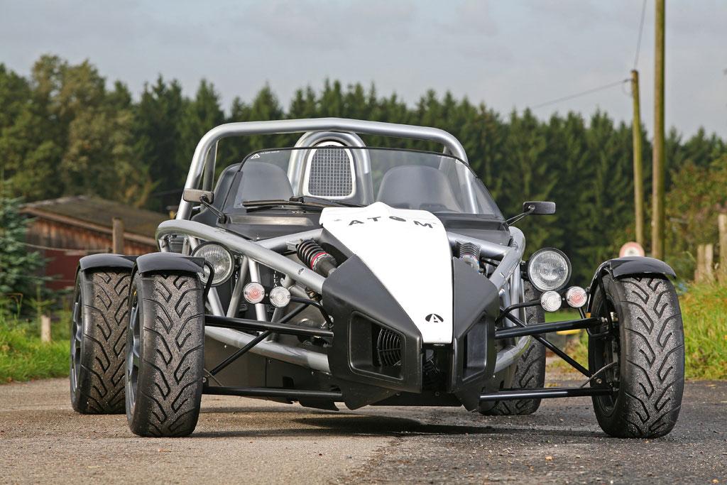Car new wimmer ariel atom for Miranda motors used trucks