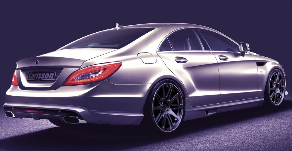 2011 Mercedes Cls Tuning By Carlsson