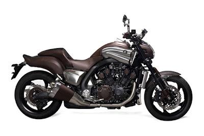 Yamaha VMax Concept Bike