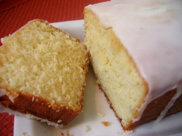 Cake or Death?: Lemon Tea Cake