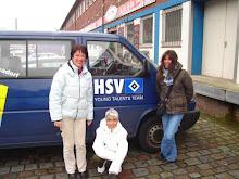 Passeio em Hamburg, patrocinado pelo HSV