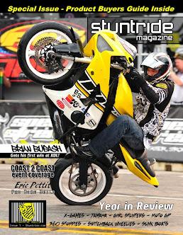 Stuntride Magazine Latest Issue