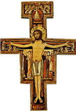 San Damiano i Franciszek :-)