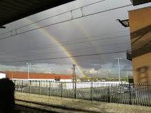 arco iris al cuadrado