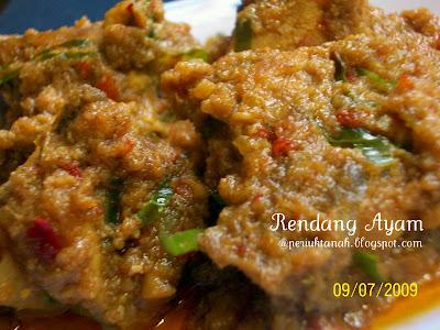 Cara Masak Rendang Ayam.html