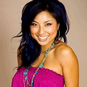 jeannie mai hair color is screaming hot hot and hot jeannie was nice    Jeannie Mai Hair
