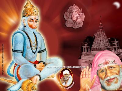 Hanuman-Lord Rama All in