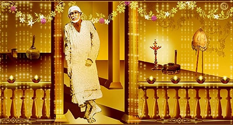 Shirdi Sai Baba Stories,Leelas And Teachings.: Deepawali
