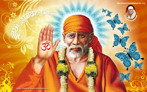 shirdi sai baba wallpaper. Shirdi Sai Baba Wallpaper for