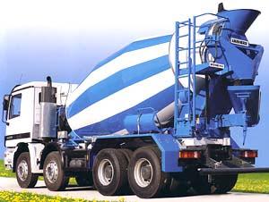 Camion Hormigonera.
