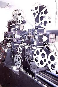 Impresora optica.(fotocopia).