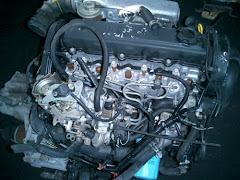 Motor diesel TOYOTA.