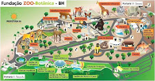 Mapa do Zoológico