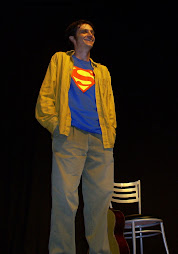 sim..eu sou o Super Man
