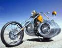 Esta moto vuela