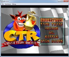 Game CTR (Crash Team Racing) For PC