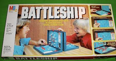 classic toy museum battleship game by milton bradley