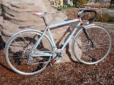 My Rain Bike