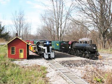The EJ&K Railway