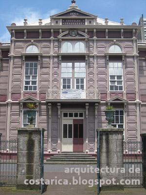 Arquitectura de costa rica escuela met lica for Edificios educativos arquitectura