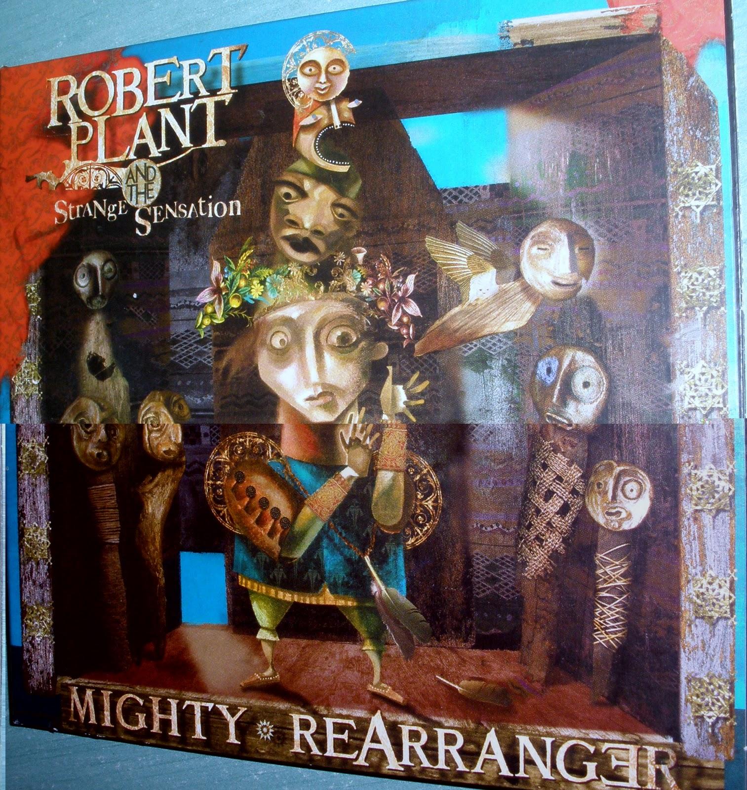 Robert Plant and Strange Sensation, The - Shine It All Around