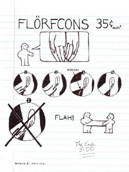 Florfcons