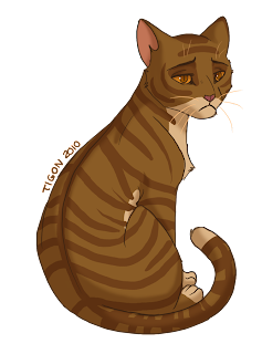 """A Warriors Chance"" Characters Leafpool"