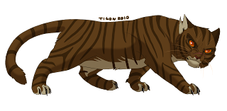 """A Warriors Chance"" Characters Tigerstar"