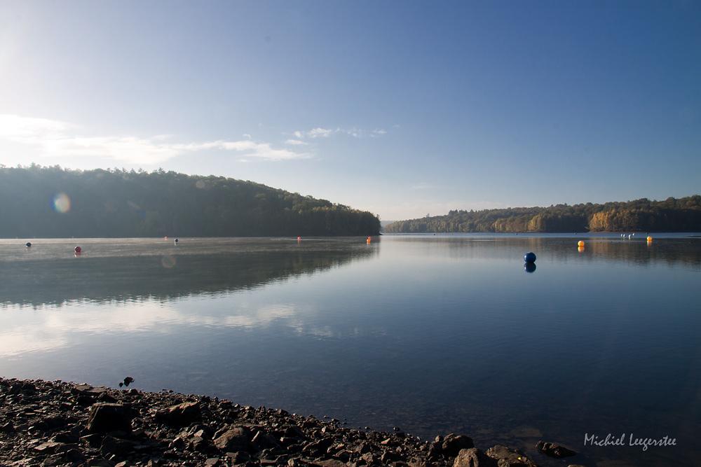 Belevingsfotografie barrage lac de l 39 eau d 39 heure - Barrage de l odeur ...