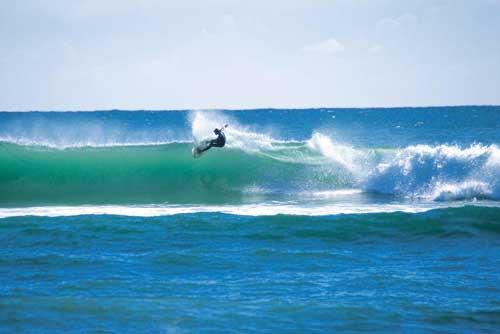 gold coast australia beach. oferece faz da Gold Coast