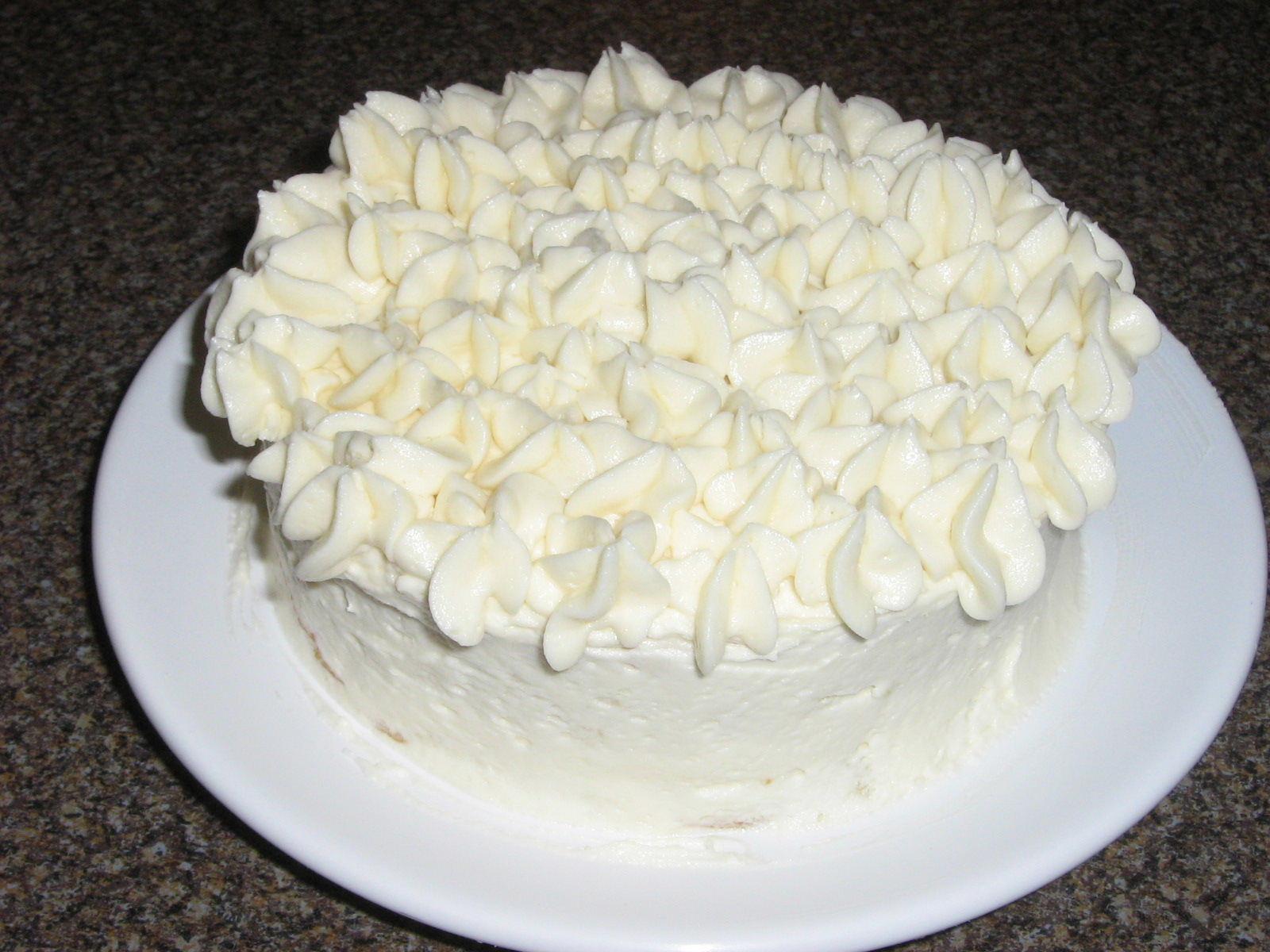 Janis Cooks: White Russian Cake