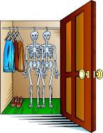 El esqueleto en el armario